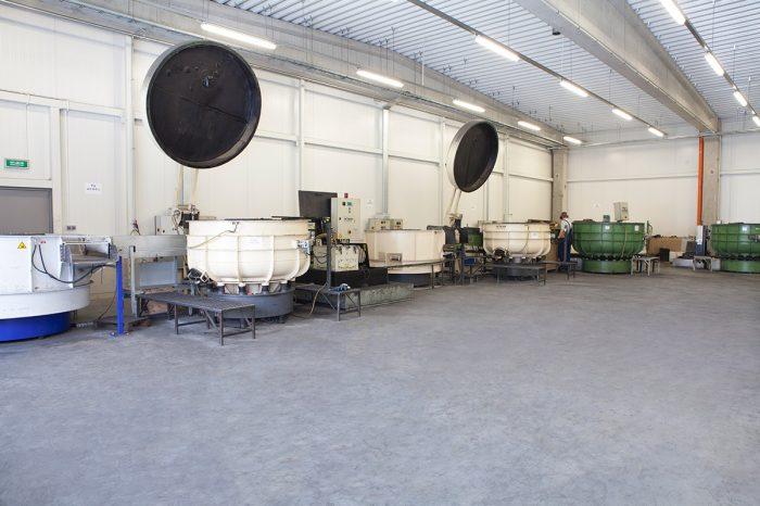 Urządzenia wykorzystywane w obróbce powierzchniowej metali