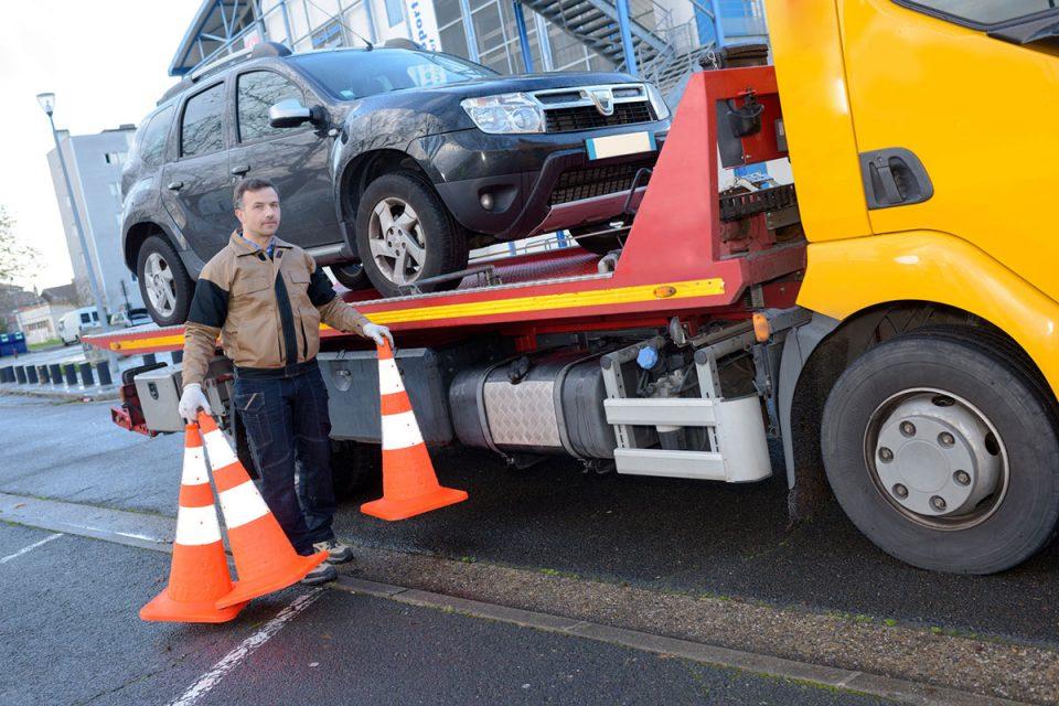 Pomysł na biznes - pomoc drogowa