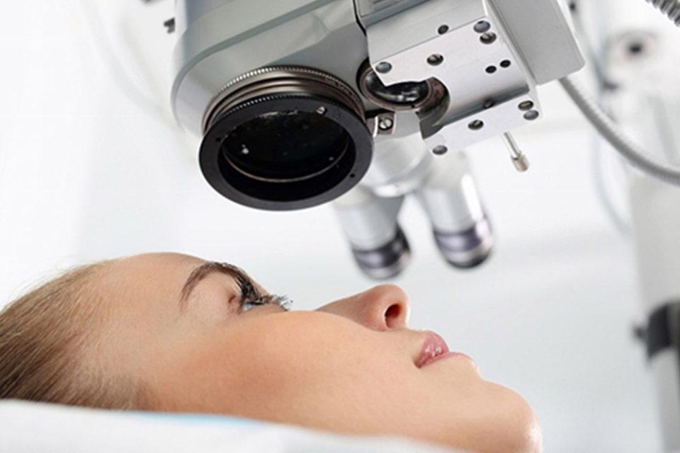 laserowa korekcja soczewek