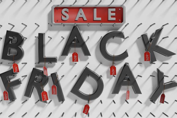 Podczas tegorocznego Black Friday średnie obniżki cen to tylko 3,4 proc.